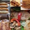 Cooking Shabbat Dinner