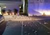 Religious School Hit By  Kassam